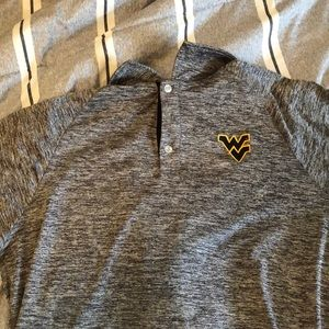 I am selling a West Virginia polo